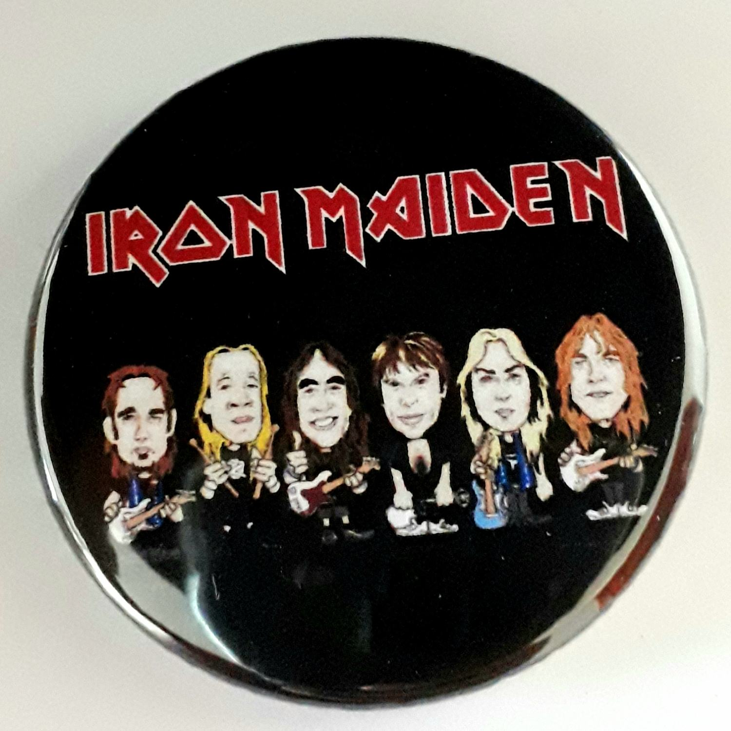 Botton Iron Maiden
