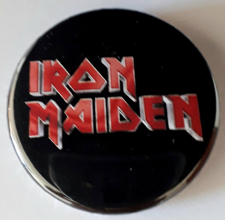 Botton Iron Maiden