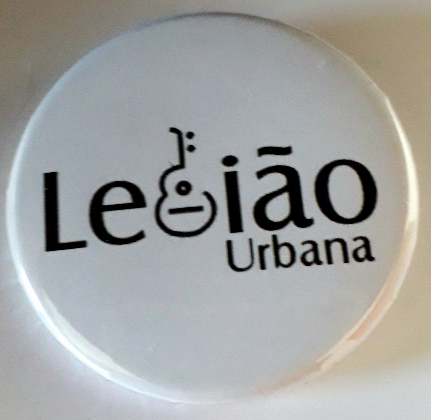 Botton  Legião Urbana