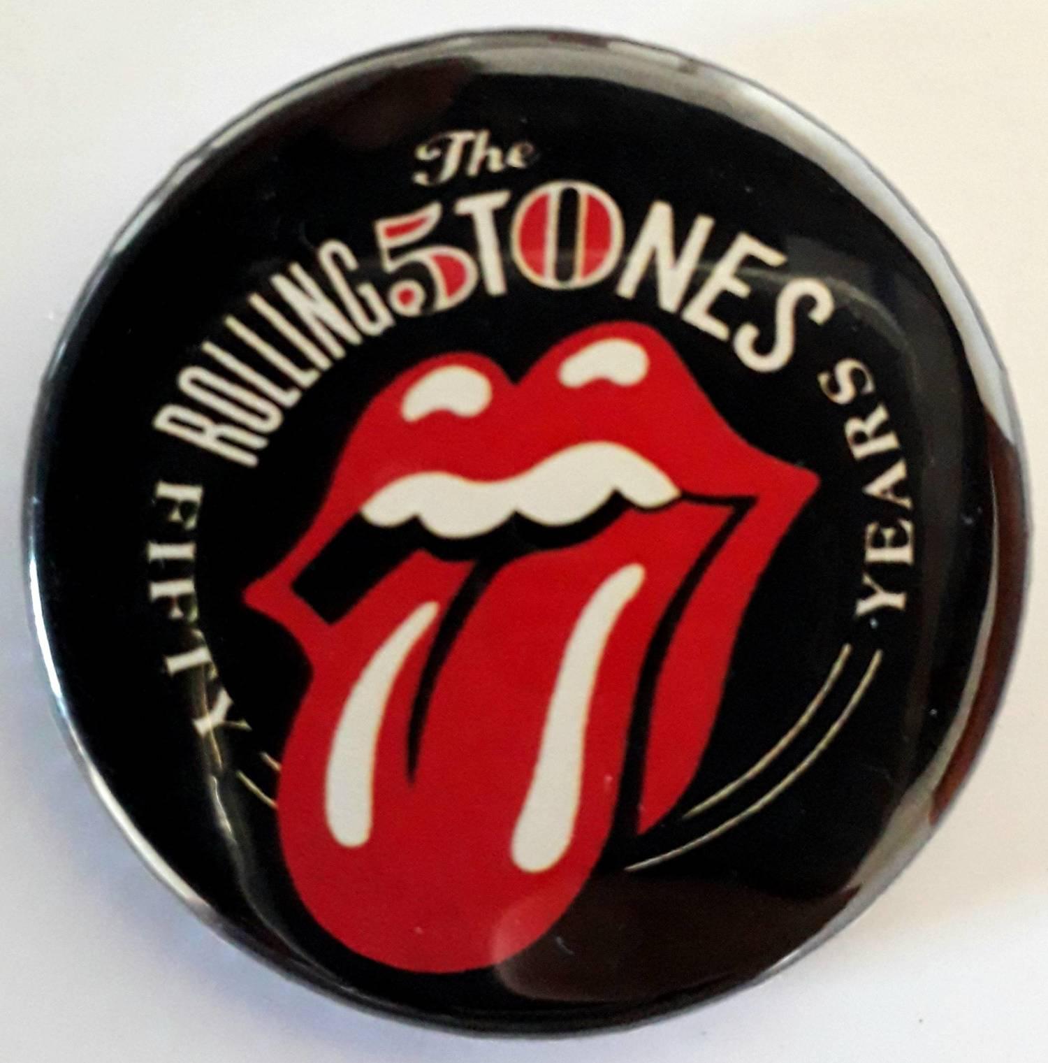 Botton Rolling Stones