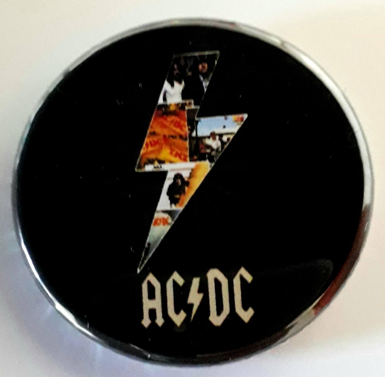 Botton  AC/DC