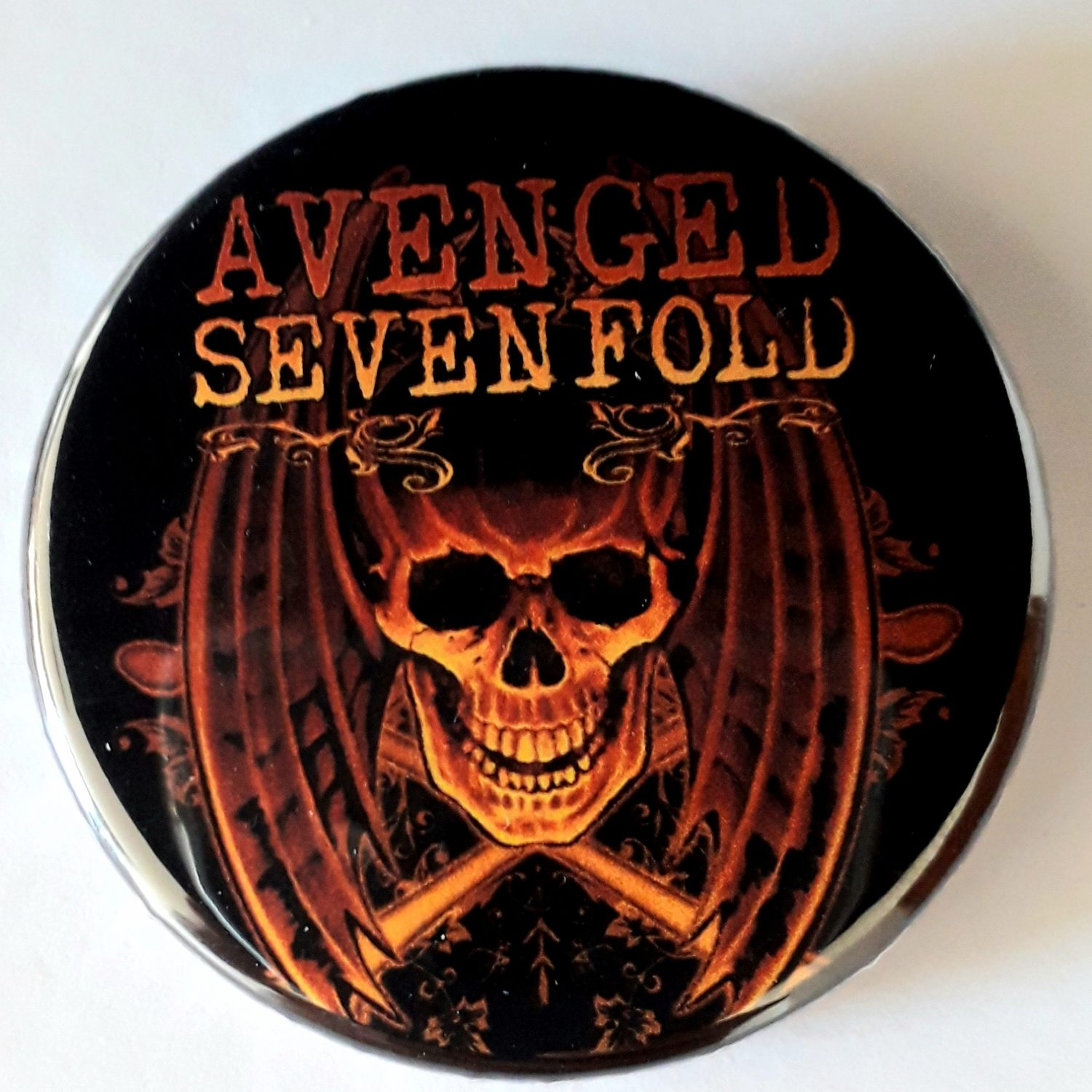 Botton  Avenged Sevenfold