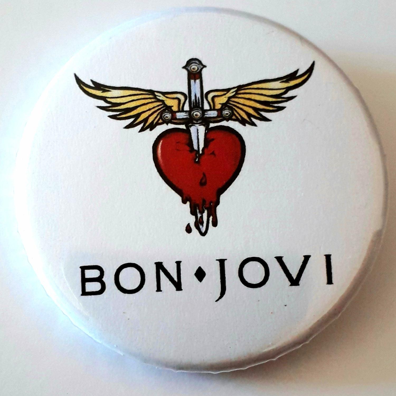 Botton Bon Jovi