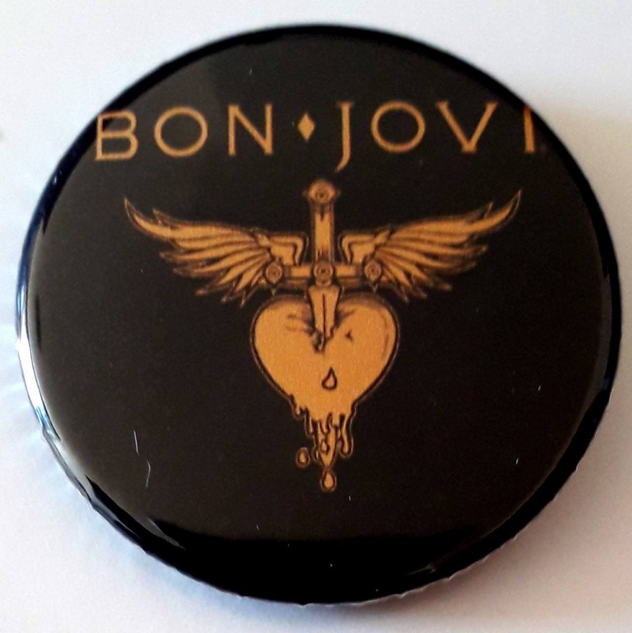 Botton  Bon Jovi