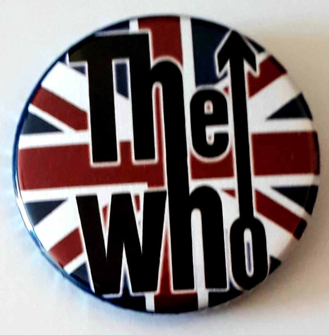 Botton The Who