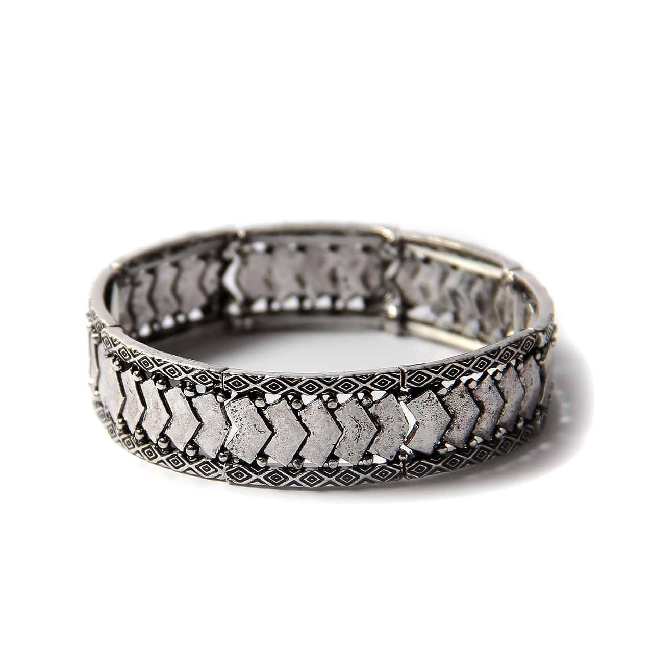 Bracelete Prateado