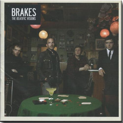 CD Brakes - The Beatifc Visions