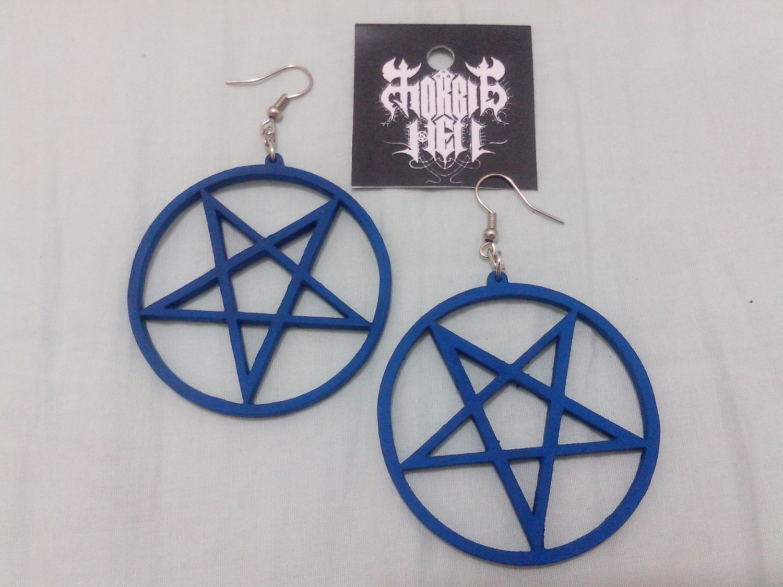 Brinco Pentagram