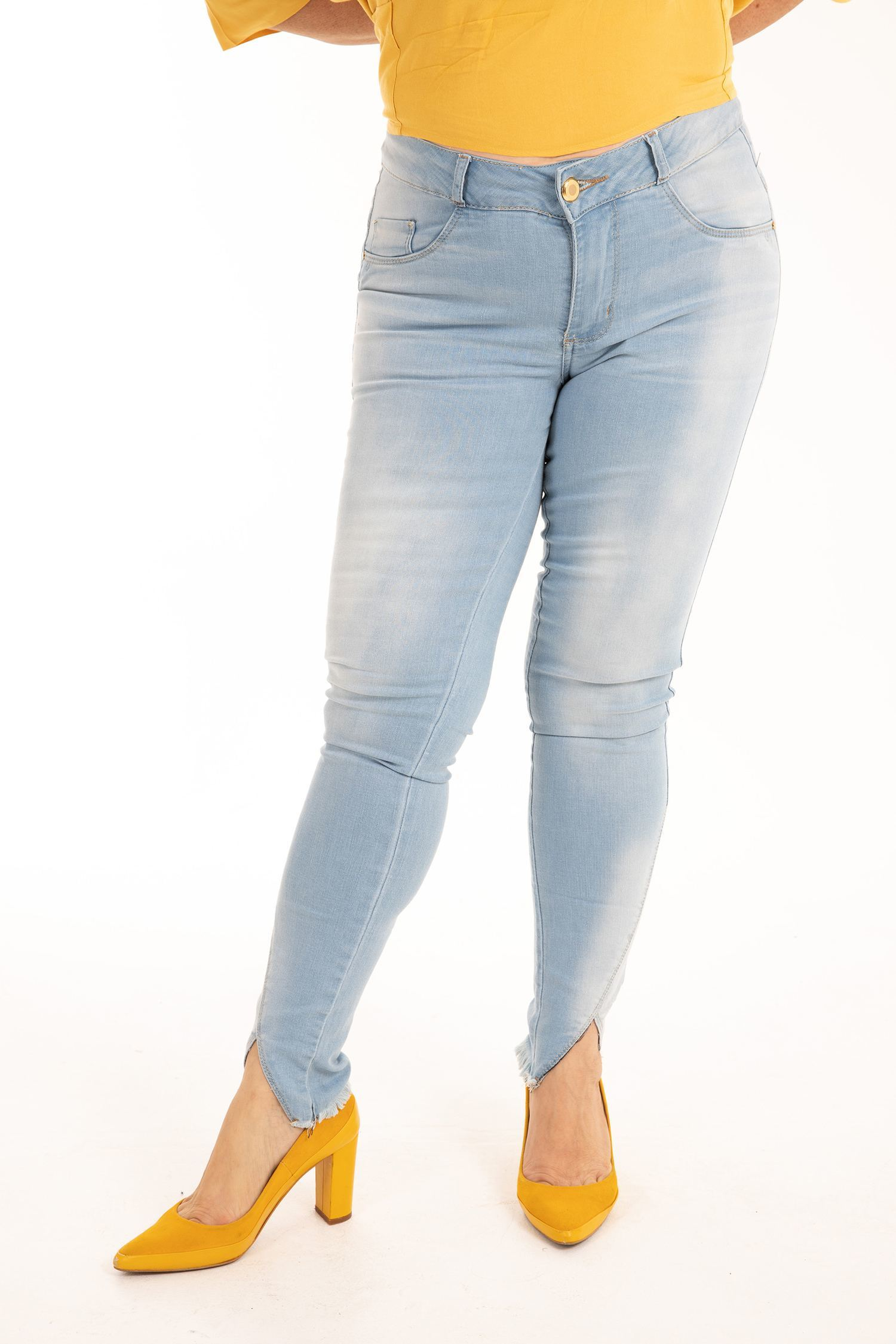 Calça Darlook Jeans Plus Size Becky ref. 38941 | Novidade