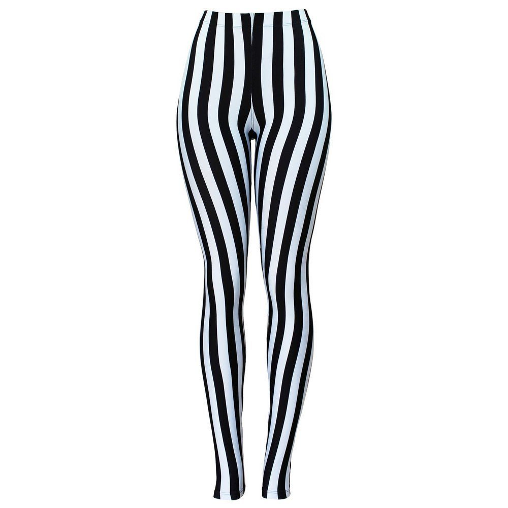 Calça Legging Feminina Stripes - Bloody Hell Wear