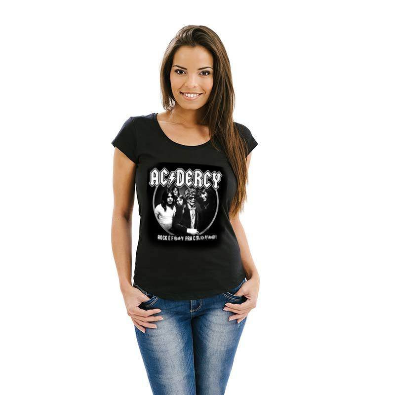 Camiseta feminina AC Dercy