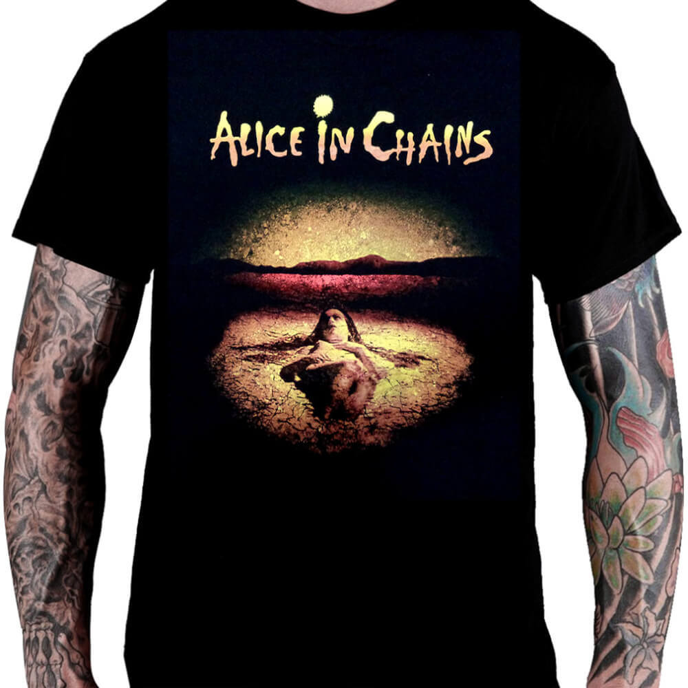 CamisetaALICE IN CHAINS – Dirt