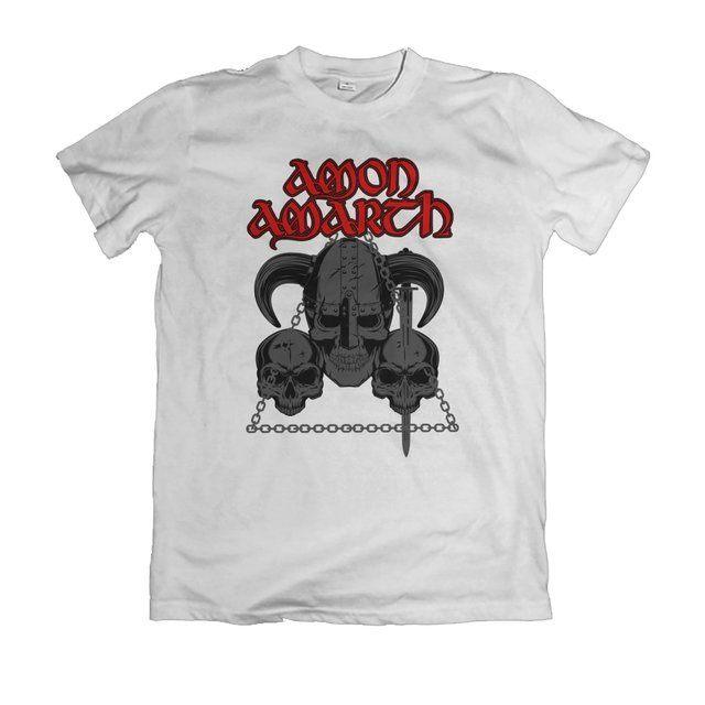 Camiseta Amon Amarth - eFull Camisetas