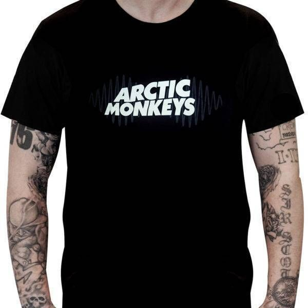 Camiseta Arctic Monkeys – AM
