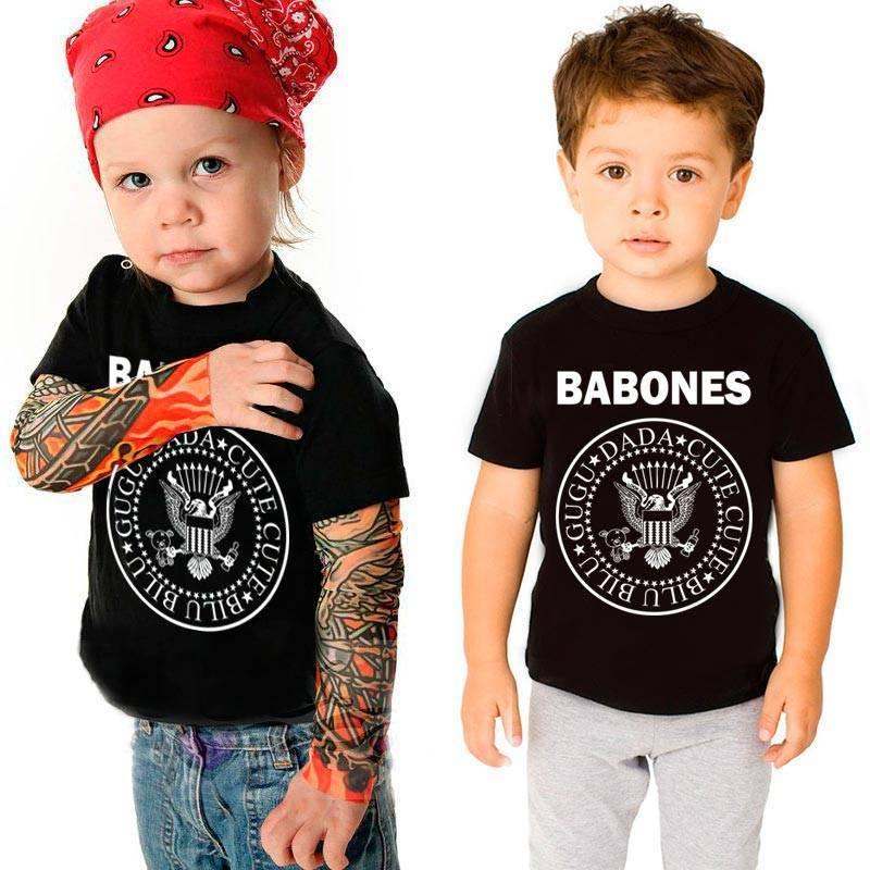 Camiseta infantil Babones