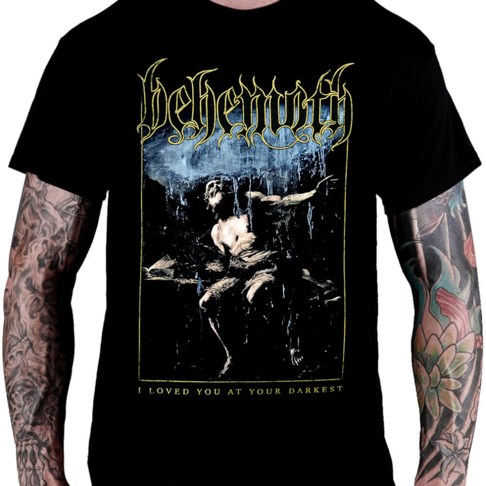 Camiseta BEHEMOTH – I Loved You at Your Darkest
