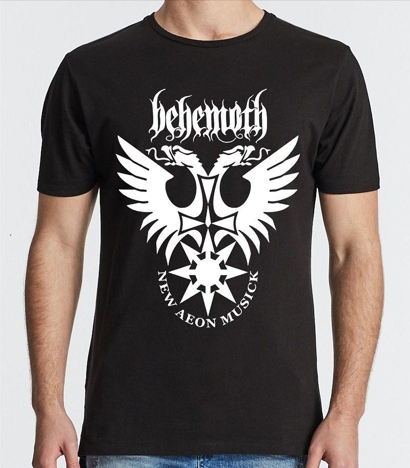 Camiseta Behemoth - New Aeon Musick