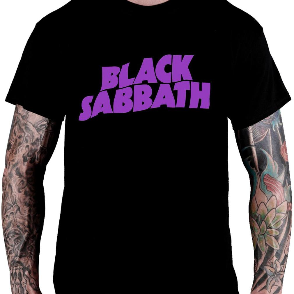 Camiseta BLACK SABBATH  Master of Reality