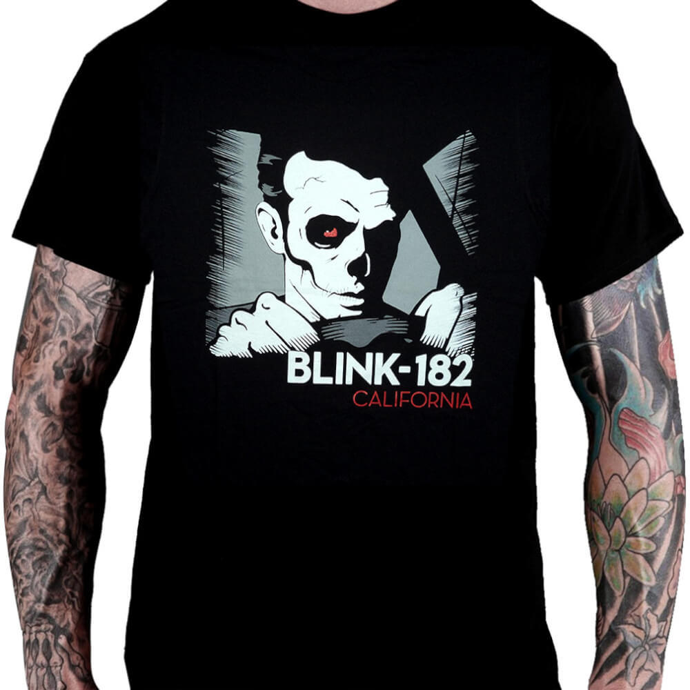 Camiseta BLINK 182 – California