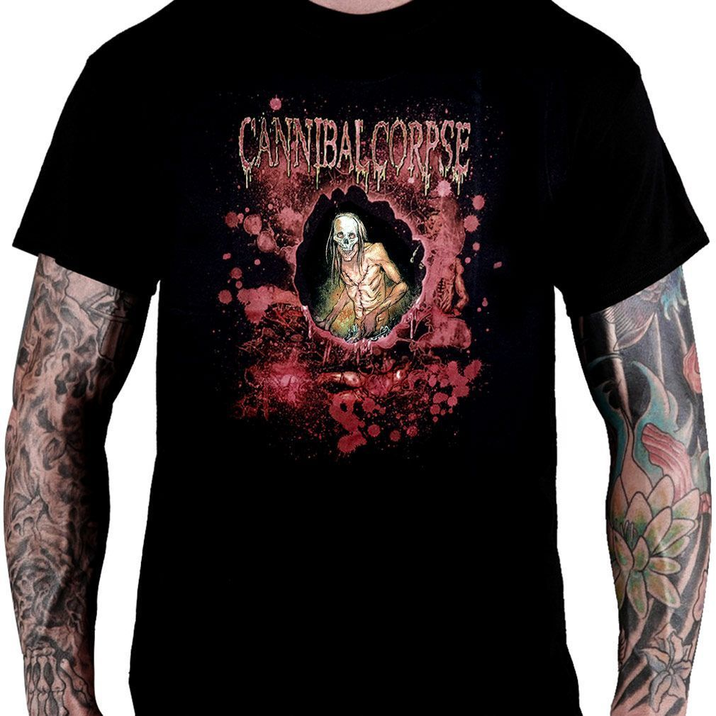 Camiseta Cannibal Corpse - Torture