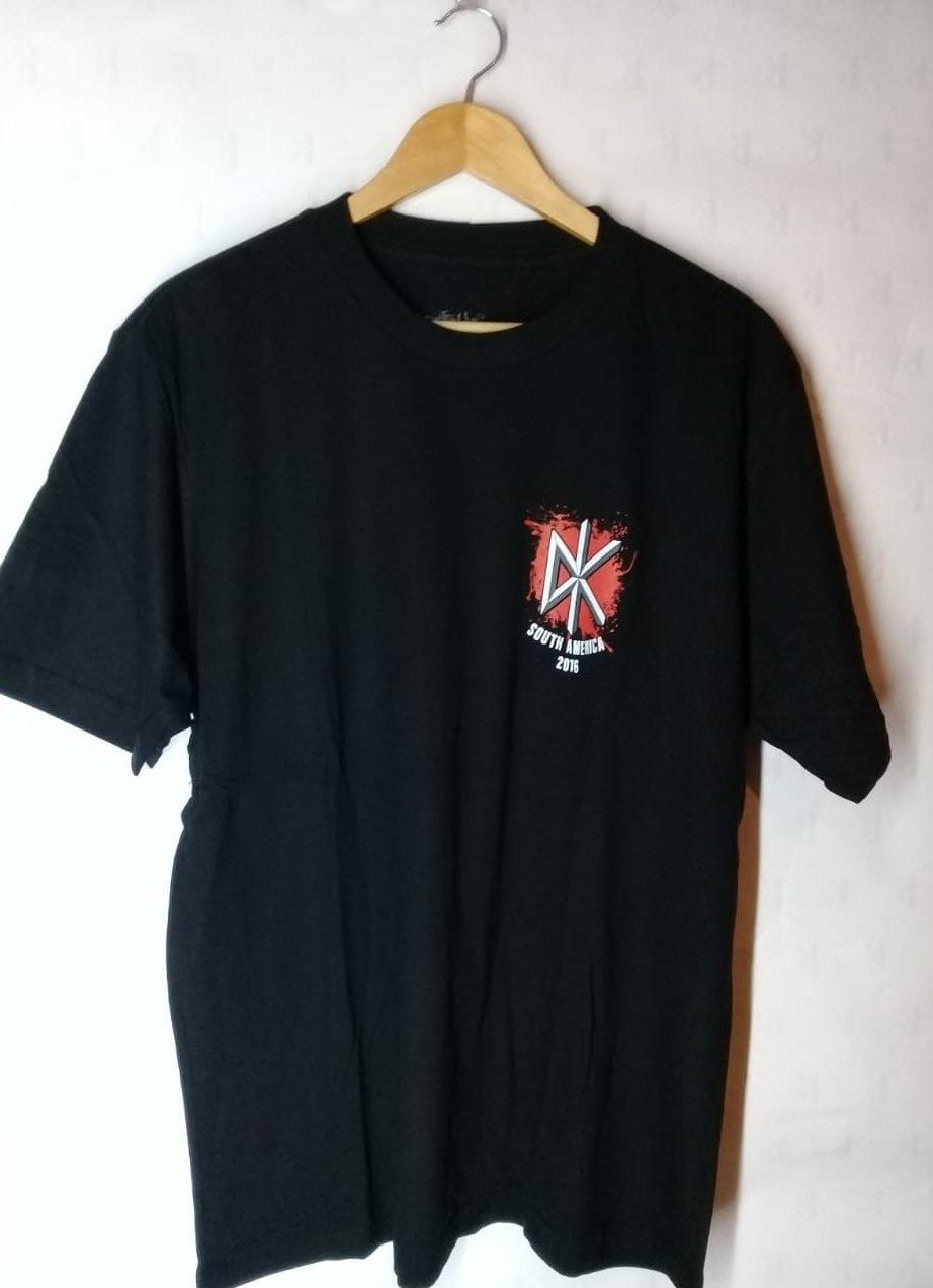 Camiseta Masculina Dead Kennedys Tour 2016