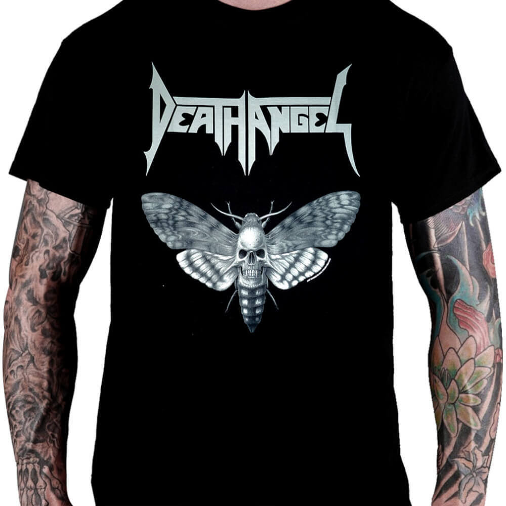 Camiseta Death Angel The Evil Divide - Consulado do Rock