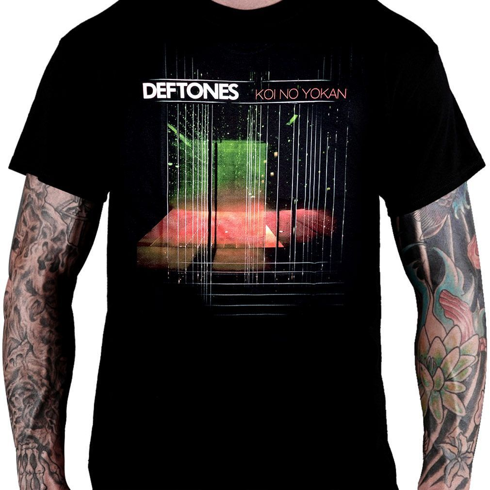 Camiseta Deftones – Koi No Yakan