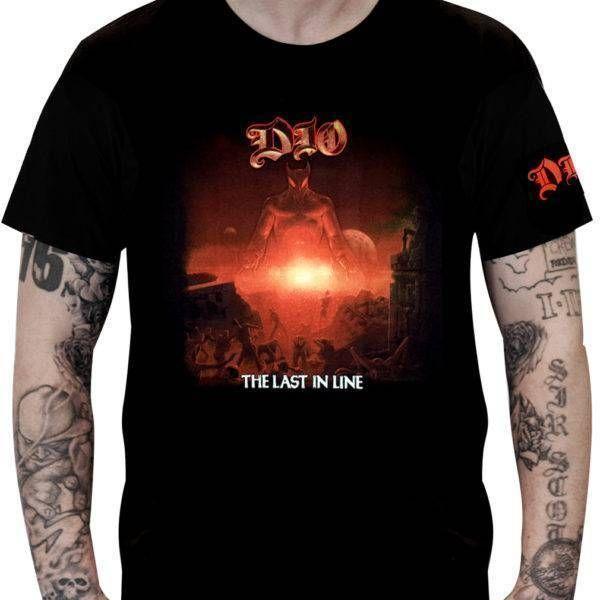 Camiseta DIO – The Last in Line