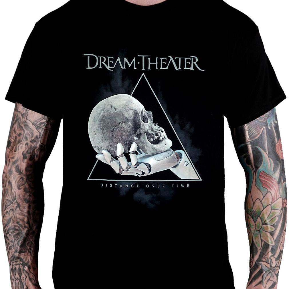 Camiseta Dream Theater – Distance Over Time