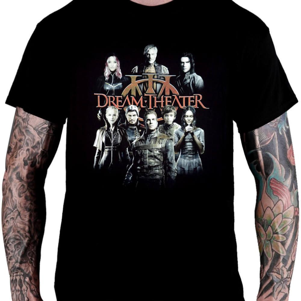CamisetaDREAM THEATER – The Astonishing Tour