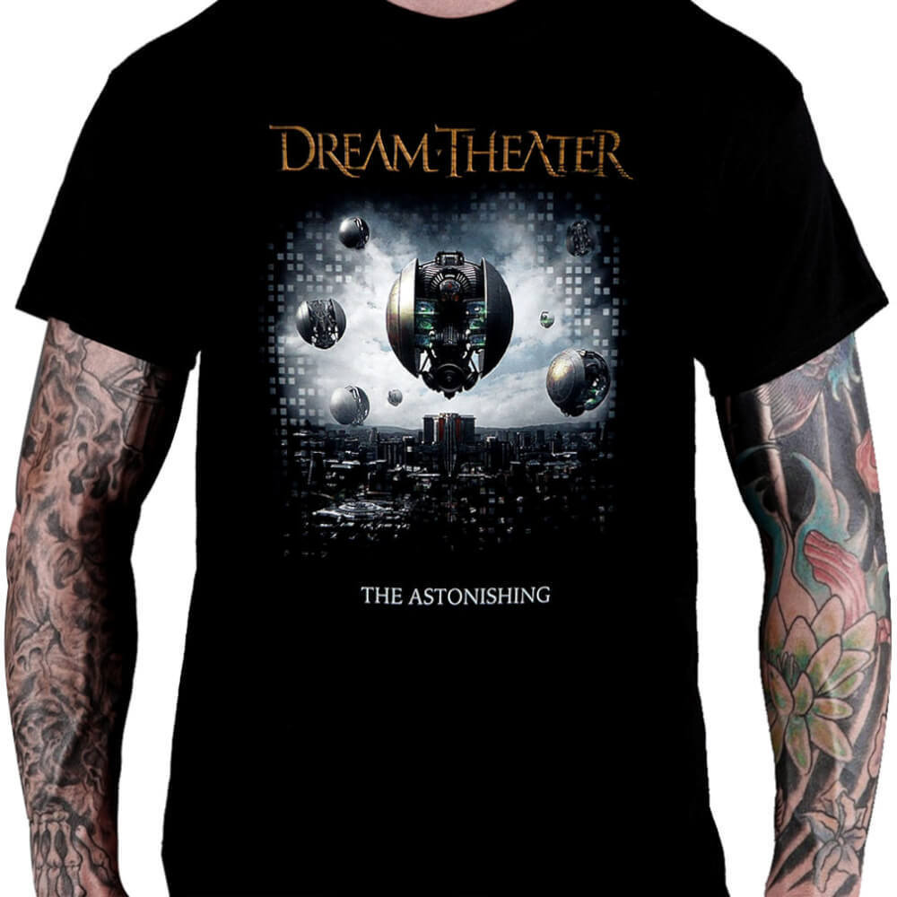 Camiseta DREAM THEATER – The Astonishing