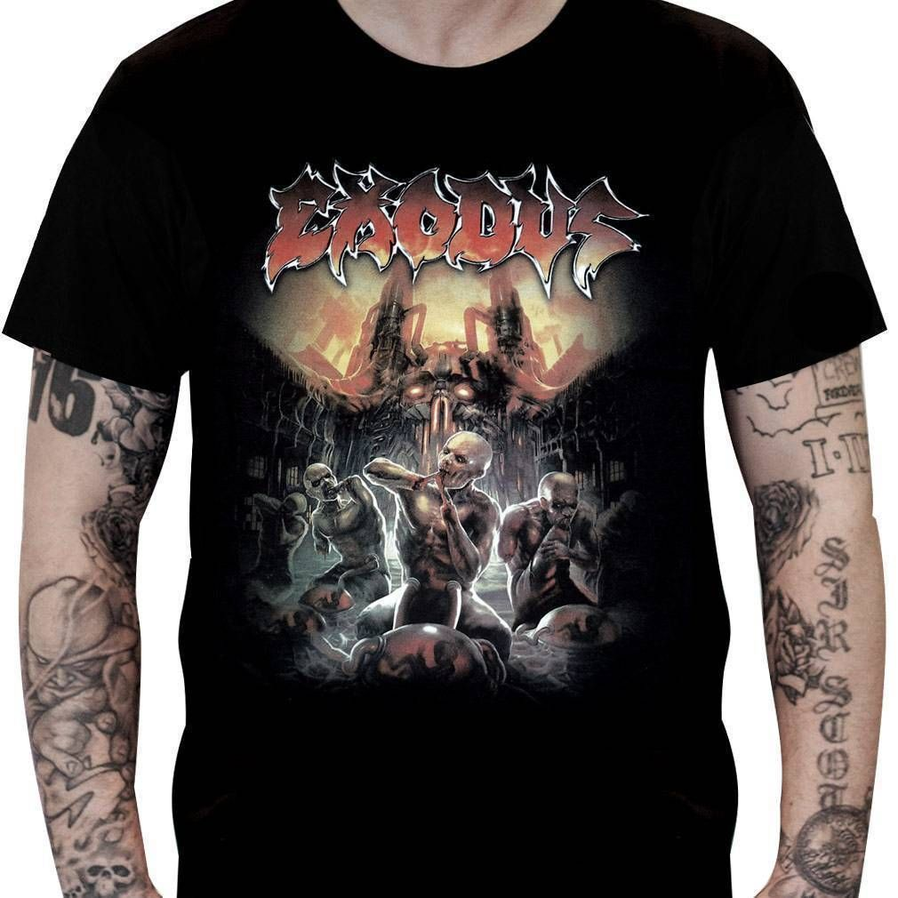 Camiseta Exodus – Blood in, Blood Out