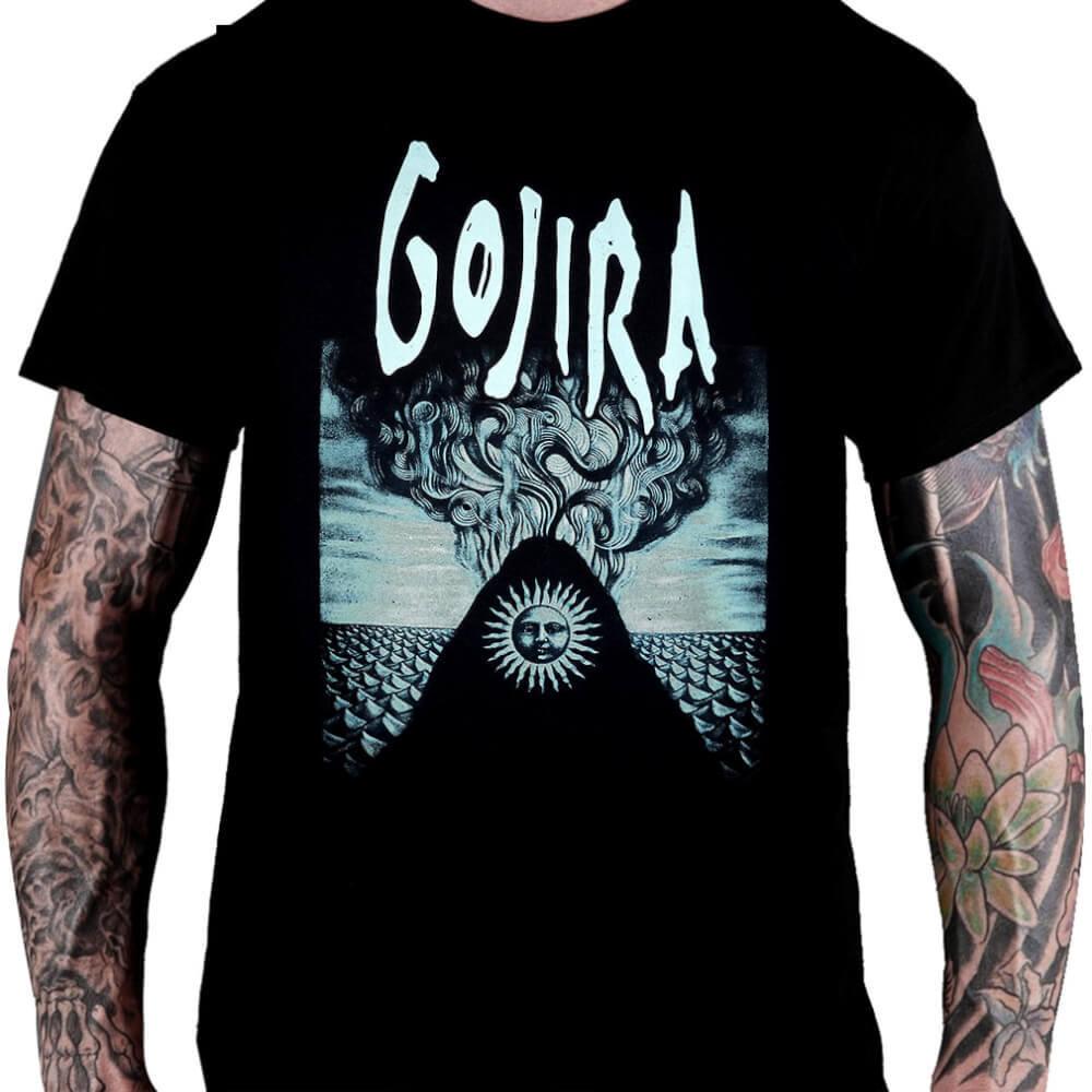 Camiseta GOJIRA – Magma