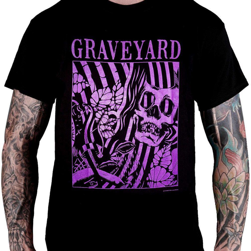 CamisetaGRAVEYARD - Goliath