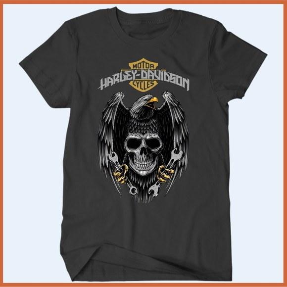 Camiseta Harley Davidson III - Camisetas Rápido