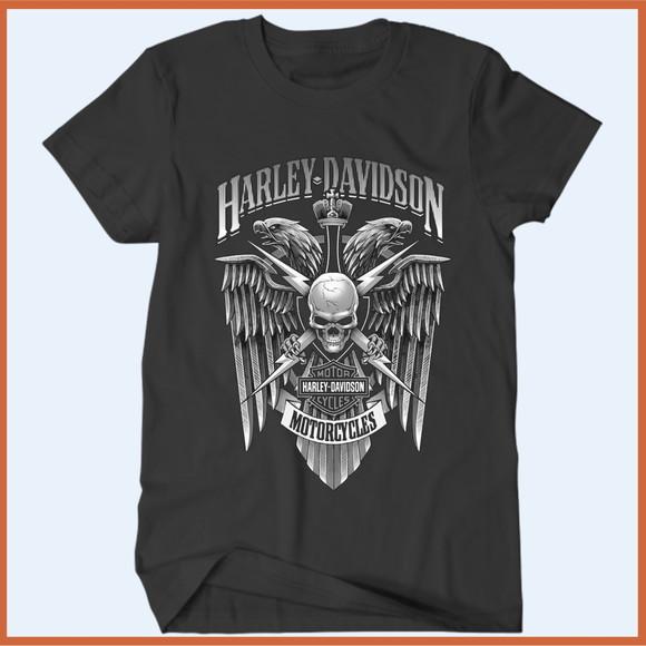 Camiseta Harley Davidson I - Camisetas Rápido