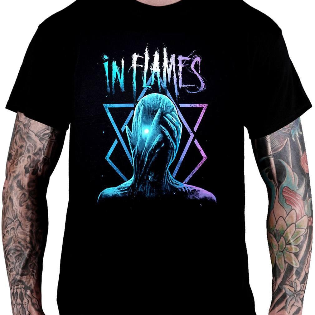 CamisetaIn FlamesThe Truth - Consulado do Rock