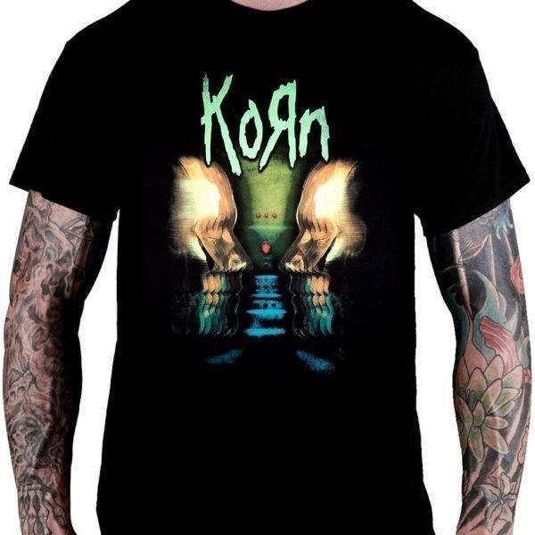Camiseta Korn – The Paradigm Shift