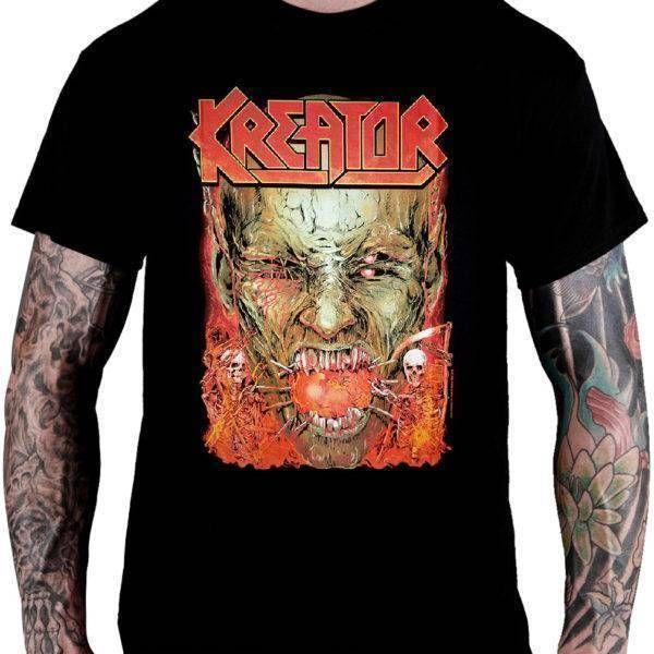 CamisetaKreator – Terror Will Prevail