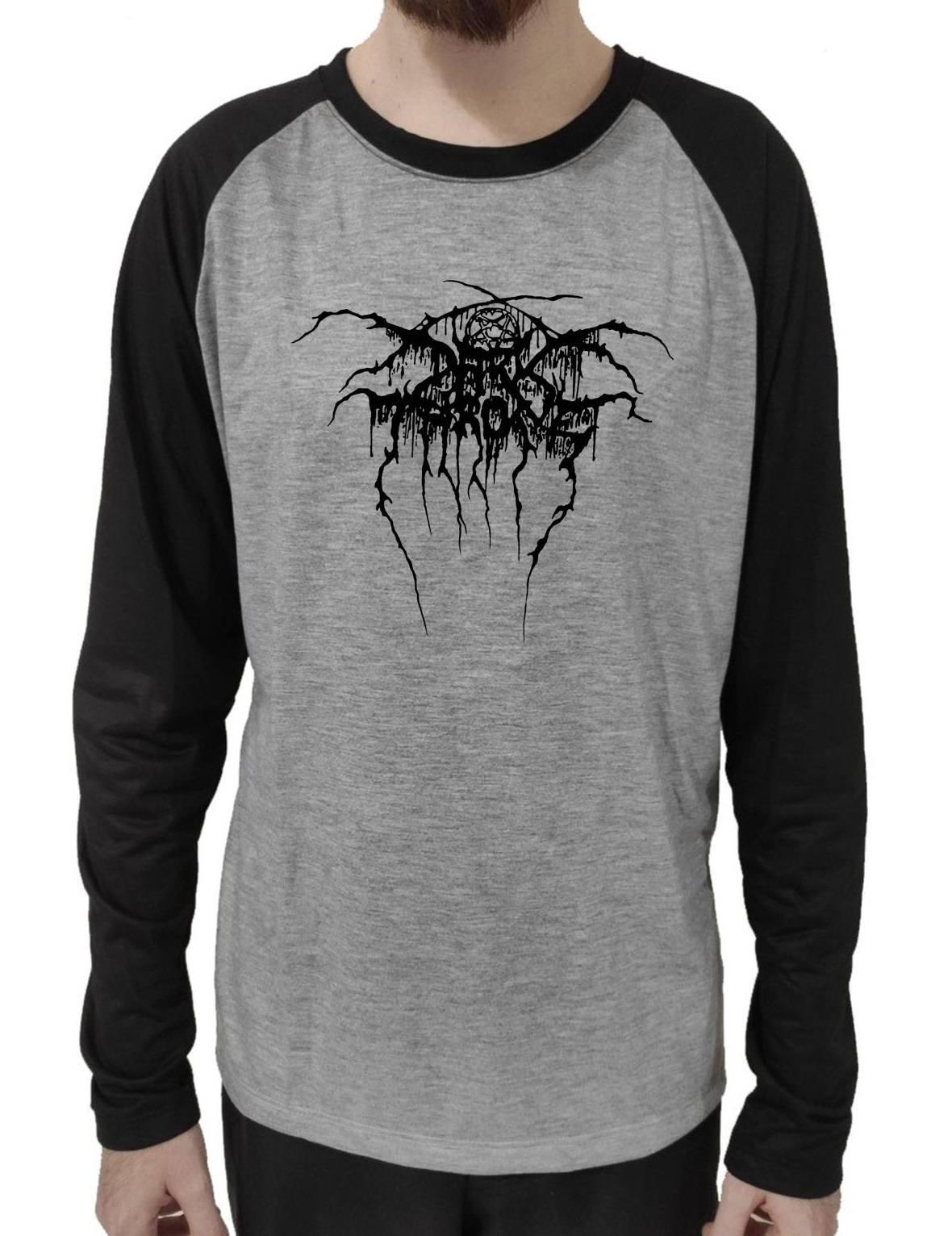 Camiseta Manga Longa - Darkthrone