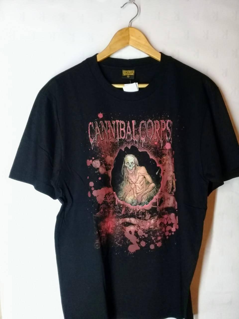 Camiseta Masculina Cannibal Corpse