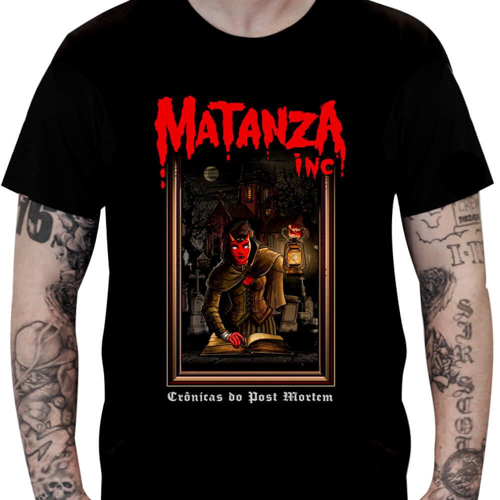Camiseta Matanza Inc.