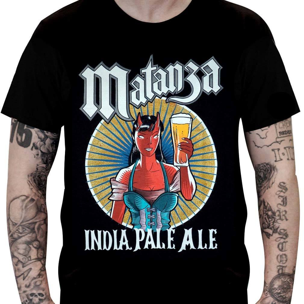 Camiseta MATANZA – India Pale Ale