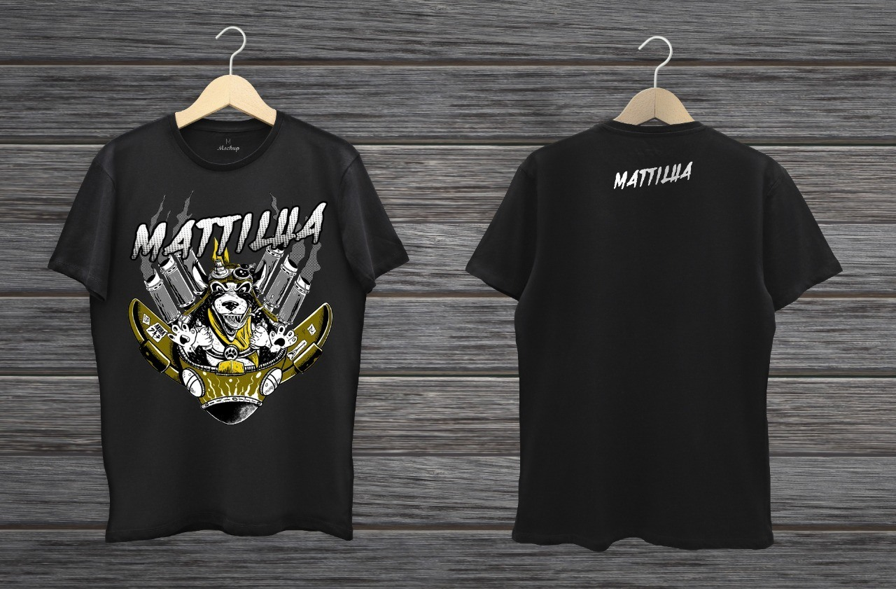 Camiseta Mattilha Dog Steampunk II