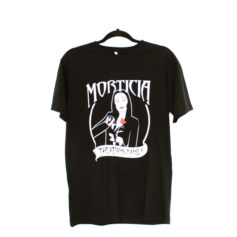 Camiseta Mortícia Addams