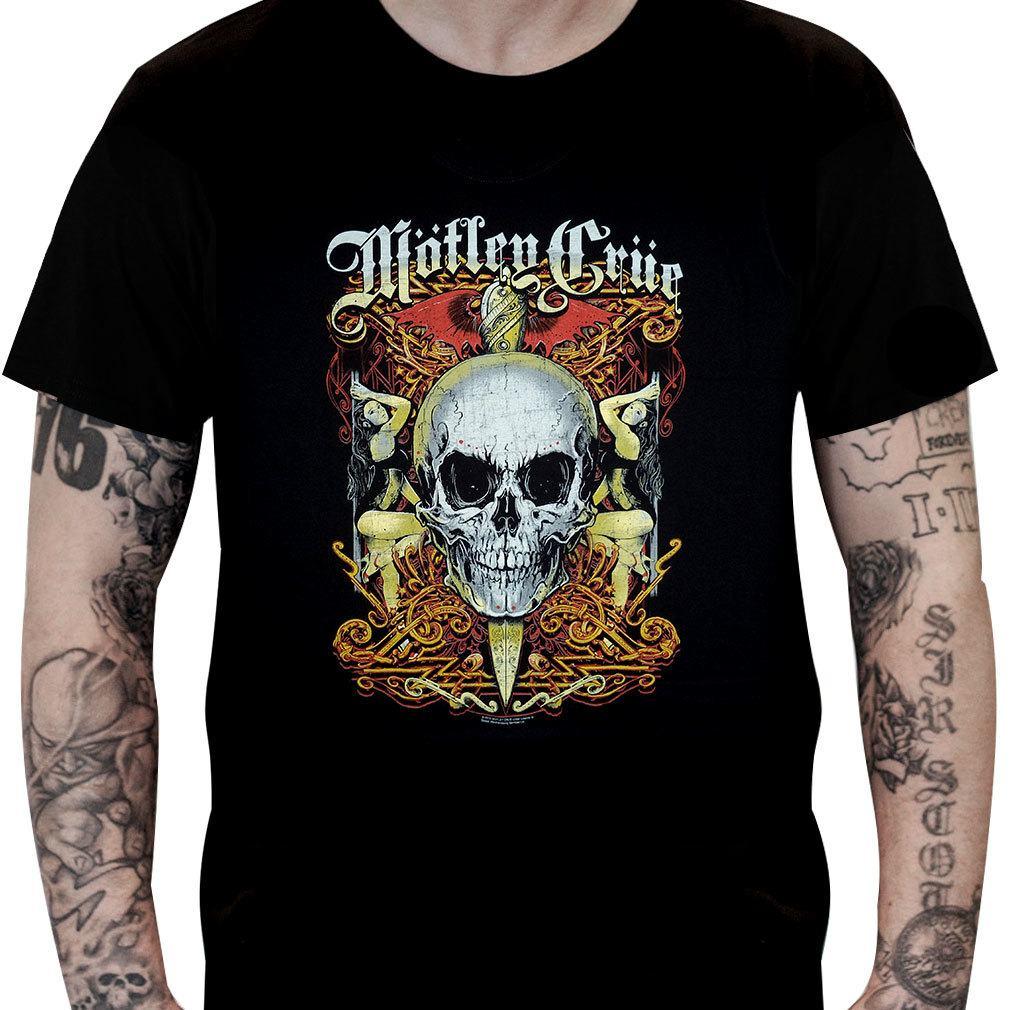 Camiseta Motley Crüe