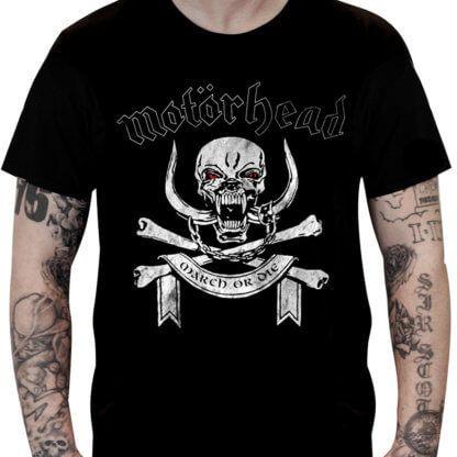 CamisetaMOTÖRHEAD - March or Die