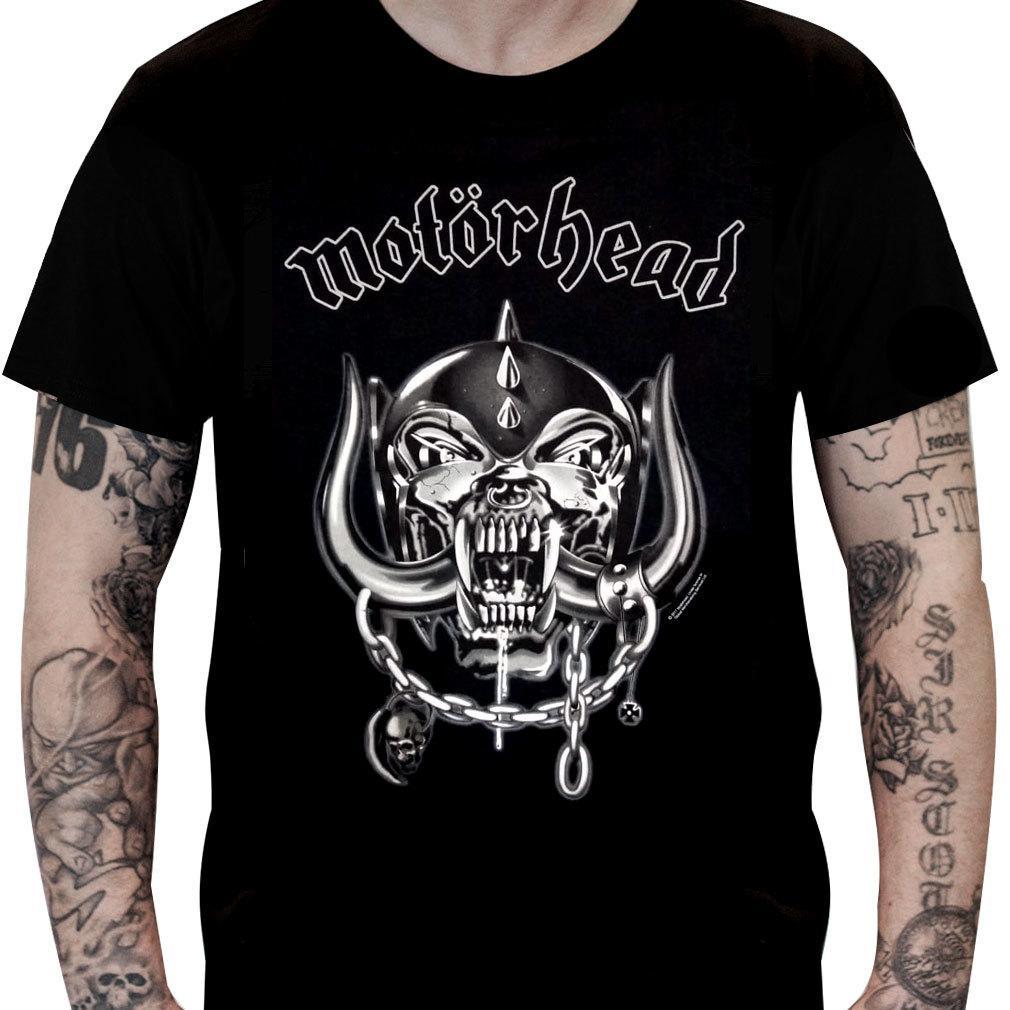 CamisetaMOTÖRHEAD –Snaggletooth