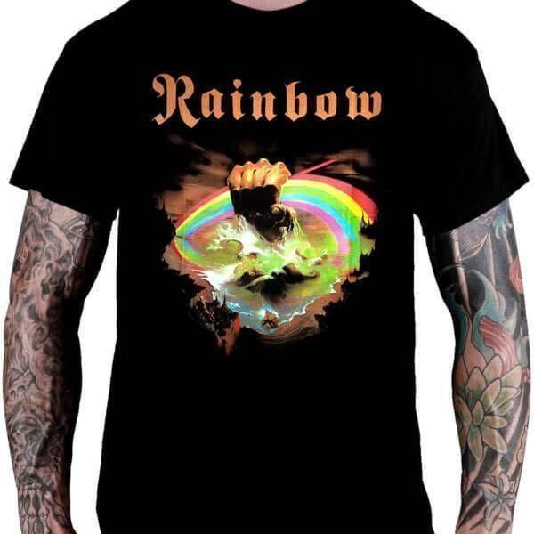 CamisetaRainbow – Rising