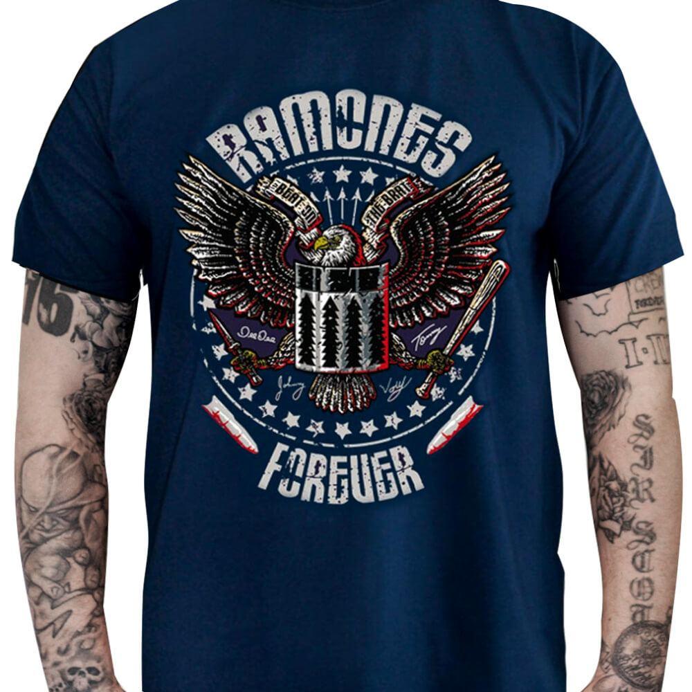 CamisetaRamones - Eagle